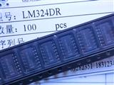 LM324DR  运算放大器 LM324DR LM324 低噪声4运放 SOIC14/DIP14