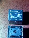 泰科TYCO继电器SRUDH-SS-112D1 12A12VDC 直插5脚焊板一组常开