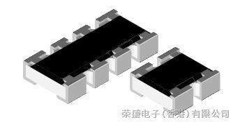 厚膜片式排阻 CRA04S08322R0JTD 威世VISHAY原厂出品 可用于高密度电路
