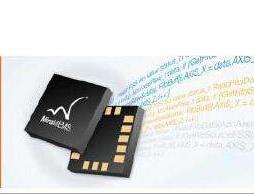 加速传感器_数字输出运动传感器