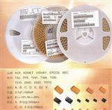 代理 AVX贴片钽电容 TAJC105K050RNJ 1UF 50V C型 全新原装进口