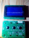 液晶显示模块 128*64图形点阵型HG12864A6C-VB尺寸93*70MM可视区71.7*39MM 控制器AIP31107AIP31108