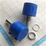 美国原装进口BOURNS 2W 精密多圈电位器 10圈 3590S-2-101L 100欧