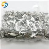 厂家直销全新国产直插晶振HC-49S 8M 49S 8.000MHZ 晶振 质量保证