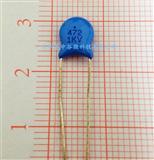 直插高压瓷片电容1KV472 1KV4.7NF 0.0047UF 20%容差 Y5V 脚距5MM