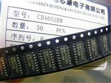 CD4052BM 接口 - 模拟开关,多路复用器,多路分解器