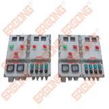 四回路仪表控制箱带防爆电流表
