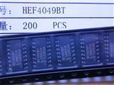 原装正品HEF4049BT NXP集成电路IC 逻辑ic 16-SOIC