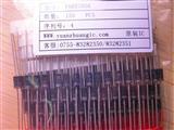 P6KE200A P6KE200A瞬变抑制TVS二极管 直插
