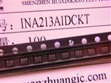 INA213AIDCKT 电流分流监测器 INA213AIDCKT SC70-6 全芯动力 TI进口原装