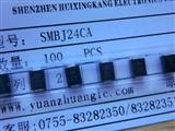 原装正品 SMBJ24CA 瞬态抑制二极管TVS 贴片 随时看货 假一赔十