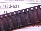 ts3dv621 TS3DV621RUAR  TS3DV621 接口 - 模拟开关,多路复用器,多路分解器