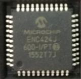 以太�W控制器IC ENC624J600-I/PT MICROCHIP原�S芯片 ����齑�