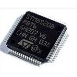 深圳原装进口现货ST微控制器 STM8S208RBT6封装LQFP64
