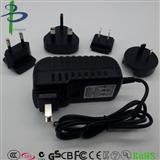 吸奶器电源12V3.0A开关电源转换头  欧盟CE KC认证电适源配器