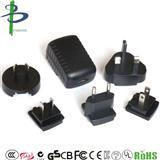 中国UL 3C认证电源转换头5V2.0A 2000mA 高端电源充电器批发