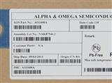 MOS场效应管 AO3400   AO3400A   SOT23封装