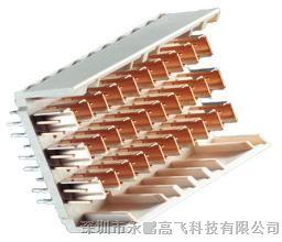 现货供应 原装正品ERNI 973056  背板连接器60P 3.7MM VERT