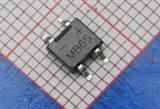 贴片整流桥  MB6S MB10S  0.5A/600V