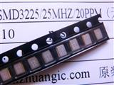 石英贴片晶振SMD322525MHZ20PPM(无源)