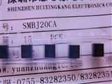 SMBJ20CA  Vishay贴片瞬态抑制二极管