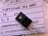FAIRCHILD/仙童 FQPF20N60C 20A  600V 高压MOS场效应管