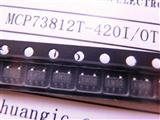 MCP73812T-420IOT MICROCHIP电池管理芯片 原装正品
