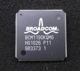 BCM1190KQMG  BROADCOM 原装优势现货