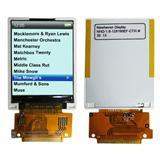 光电元件,智能,智慧,发光二极管,显示器,图形,Newhaven-Display-Intl,NHD-1.8-128160EF-CTXI#