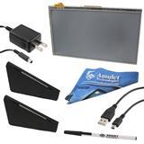 光电元件,显示器,监视器 - 接口控制器,Amulet-Technologies-LLC,STK-070R,