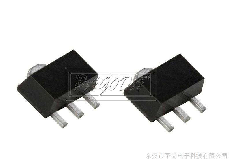 贴片三极管系列:4148 4001 4007 2222 5551 5401 5819; 贴片三极管封装:LL34、DO-214、SOT-34、SOT-89、SOD-123、SOD-323。 特 点:  革命性的封装形式,适用于高速贴片,可大幅度降低抛料率;  适合回流焊与波峰焊;  端头强度可达到GB/T 2423.29-1999 2MM标准,彻底杜绝了之前同类产品抗弯强度差的问题;  适用于电脑、仪器、汽车电子、电源、通信、开关电源等电子产品;  符合ROHS指令要求。 物理解剖图: 贴