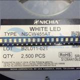 NICHIA日亚 NSCW455AT 3020白灯 贴片白光LED 原装自己现货价格优势欢迎咨询