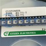 CITIZEN西铁城 RS-771-T 贴片红外线接收器模块 进口原装深圳现货 价格优势欢迎咨询