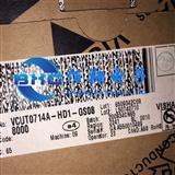 VCUT0714A-HD1-GS08 VISHAY ESD管TVS二极管 7.0V 63W LLP1006-2封装 原装