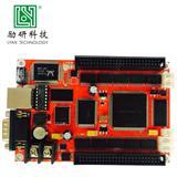LED控制卡 励研SCL2008网口LED显示屏控制卡