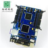 LED控制卡 LED灰度卡 励研Super Comm完整版LED灰度异步控制卡 全彩显示屏灰度控制卡