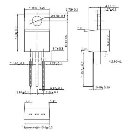 小信号检波二极管使用