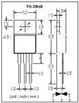 MUR2020CT二极管_塑封超快速整流二极管_厂家批发