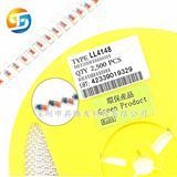 ST/先科开关管玻璃管 LL4148 LL34 1206 4148 贴片圆柱二极管现货