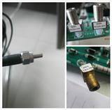 SMA905光纤接头跳线 海洋光学光纤 紫外光-可见光 纤芯400um 2M