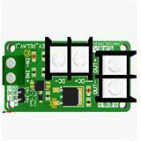 1路NMOS继电器模块 1mA低功耗 控制10A 20A大电流 继电器模块  XTW