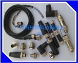 M12接近开关连接器-M12接近开关连接器,4芯5芯8芯