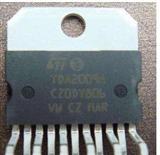 音频放大器 TDA2009A ZIP-11 线性 AB类 功放电路 原装ST