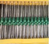 卧式电感 AL0307-561K 色环电感1/4W 560UH