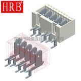 RAST5.0线对板连接器_RAST5.0线对板电源连接器