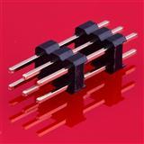 双排针 单双排针 2*3PIN 2.54mm 排针座 母座