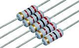 专业生产1WS阻燃金属氧化膜电阻,1WS耐高温阻燃电阻器,功率电阻MOF/RY