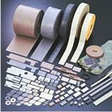 LED用高导热绝缘硅胶片|黑色导热硅胶片可定制