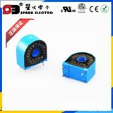 厂家直销 微型精密电流互感器 5A:2mA 数显表继电保护用互感器