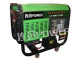 双缸焊接设备300A柴油发电电焊机价格